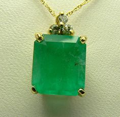 Classic Colombian Emerald  Emerald Cut & by JRColombianEmeralds, $720.00