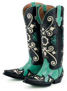 These boots are on my wish list.