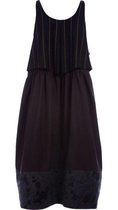 Dresses : Dress Puka Cape Corvo