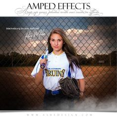 Amped Effects - Fenced In Softball – AsheDesign Internet Marketing, Online Marketing, Photoshop Pics, Photoshop Actions, Sports Templates, Marketing Techniques, Your Photos, Web Design, Success