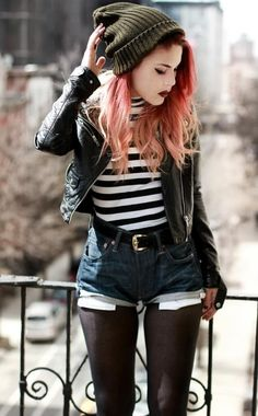 Hipster Goth Fashion 055 Source by jujupenguins outfits hipster Grunge Outfits, Indie Outfits, Edgy Outfits, Cool Outfits, Fashion Outfits, Fashion Clothes, Cute Punk Outfits, Beanies Fashion, Fashion Ideas