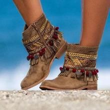 TASSEL DAILY SUEDE BOOTS – icuteshoes Moccasin Boots, Suede Boots, Leather Heels, Stylish Boots, Casual Boots, Mundo Hippie, Botas Western, Bohemian Boots, Tassel Heels