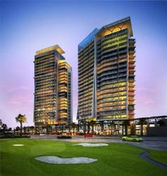 AKOYA DRIVE, NUOVO HOTEL EXTRALUSSO A DUBAI CITY soluzioni a partire da 136.000 euro