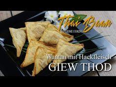 WANTON TEIG SELBST MACHEN - FÜR SUPPE - YouTube