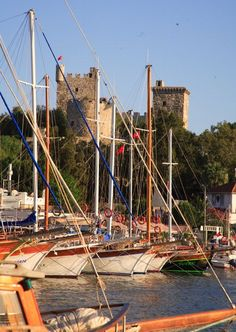Bodrum, Turkey. Yet to be seen, but I'm counting days....