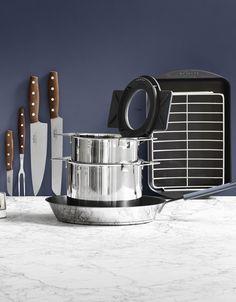 Godt køkkenudstyr fra Raavaad, Eva Solo og Scanpan #inspirationdk #Køkken #køkkenudstyr