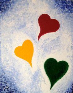 LOVE, INSPIRATION, POSITIVE CHANGE