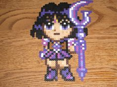 Sailor Saturn Bead Sprite by kitzies on Etsy, $15.00