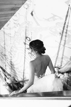 Newport, RI Wedding, Ines di Santo, Nautical Wedding, Chic Wedding