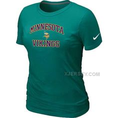 http://www.xjersey.com/minnesota-vikings-womens-heart-soul-lgreen-tshirt.html MINNESOTA VIKINGS WOMEN'S HEART & SOUL L.GREEN T-SHIRT Only 24.60€ , Free Shipping!
