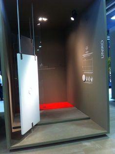uniKo, first custom-made shower tray Custom Made, Tray, Bathtub, Shower, Bathroom, Standing Bath, Rain Shower Heads, Washroom, Bathtubs