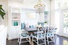 Top Interior Designers Share Their Go-To Colors | Color Palette and Schemes for Rooms in Your Home | HGTV >> http://www.hgtv.com/design/decorating/color/top-interior-designers-share-their-go-to-colors-pictures?soc=pinterest