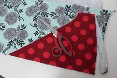 Liljatar: Lippahuivi ja ohje sen ompeluun Sewing, Dressmaking, Couture, Stitching, Sew, Costura, Needlework