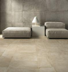 Porcelain stoneware wall/floor #tiles ONE by Ceramiche Caesar #cement @Ceramiche Caesar