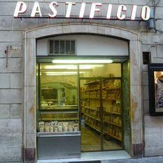 Pastificio - Roma, Italia crazy good cheap pasta