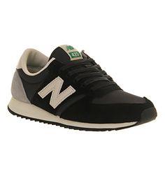 online retailer f0d75 0fa45 New Balance U420 Black - His trainers Mercancias, Tiendas, New Balance 420,  Todo