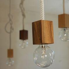 Lampa SingleRope marki BeeDesign (Foto. materiały prasowe)