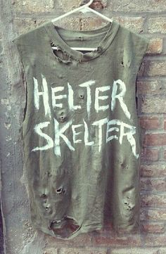 Helter Skelter t shirt  http://www.dollskill.com/sitesearch?q=christian+brenner