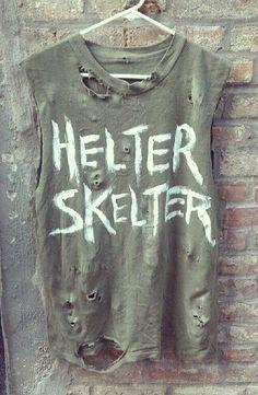 #helterskelter #rock #punk #punk #ripped #destroyed #misfits #balmain http://www.dollskill.com/sitesearch?q=christian+brenner