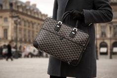 Now open in the Men's Store: our very own Goyard boutique. 212 339 3221