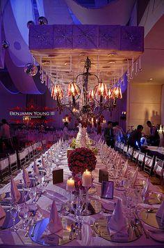 gorgeous wedding reception