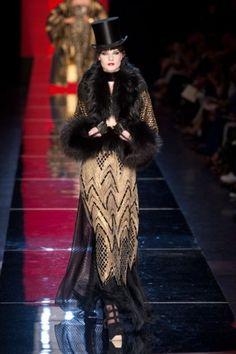 Défilé Jean Paul Gaultier haute couture, les photos : FULL LENGTH haute couture JEAN PAUL GAULTIER RF12 2521