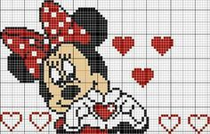 Discover thousands of images about Sonia Barreto Cross Stitch Alphabet Patterns, Disney Cross Stitch Patterns, Bead Loom Patterns, Beading Patterns, Embroidery Patterns, Loom Beading, Cross Stitch Floss, Cross Stitch Kits, Cross Stitch Designs