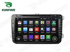 """﹩287.28. Quad Core Android 5.1 Car Stereo DVD Player GPS Navigation for Skoda Octavia   Features - Auxiliary Input, Screen Size - 8"""", UPC - 708402997569"""
