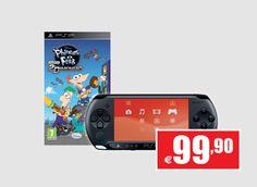PSP - 99.90€  www.staples.pt