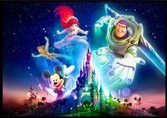 Disneyland paris billet été 2012 promo : 2 visites pour le prix d'une