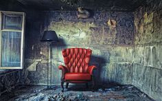 cool Chair in Room