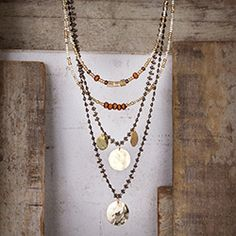 Are you tempted? Handmade in Northern California, the Temptress Necklace, by Holly Yashi Jewelry. $138.00