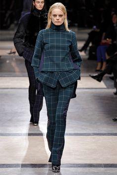 Sfilata Sacai Paris - Collezioni Autunno Inverno 2013-14 - Vogue