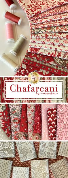 Chafarcani is a beautiful floral collection by French General for Moda Fabrics available at Shabby Fabrics crafts shabby chic, Chafarcani by Moda Fabrics French General Fabric, French Fabric, Easy Yarn Crafts, Fabric Crafts, Fabric Patterns, Sewing Patterns, Vintage Floral Fabric, Sewing Elastic, Shabby Fabrics