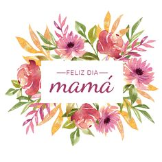 Mother's day background with colorful flowers Free Vector Happy Mothers Day Wishes, Happy Mothers Day Images, Mothers Day Decor, Happy Mother Day Quotes, Happy Mother's Day Card, Mothers Day Special, Mothers Day Cards, Happy Mother's Day Funny, Happy Mom