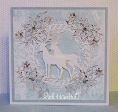 Blog Tonic: Winter Wonderland - Ruth