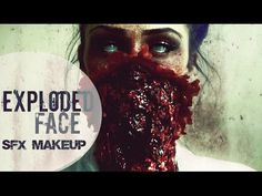 """This video is my test application for my SFX exam. This design is originally made by me and the theme was """"The longers"""". So this is what I came up with! Hope..."""