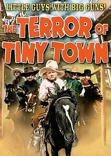 Directed by Sam Newfield. With Billy Curtis, Yvonne Moray, 'Little Billy' Rhodes, Billy Platt. An evil gunslinging midget comes to terrorize the good little people of Tiny Town. The townspeople organize to defeat him, and zany antics ensue Most Popular Movies, The Best Films, Great Films, Alpha Video, The Stranger Movie, World Movies, Big Guns, Hd 1080p, Little People