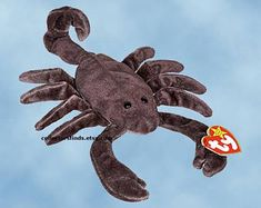 fac62deb17d 12 New PINCHERS The LOBSTER Ty Beanie Babies 4026 approx. 8