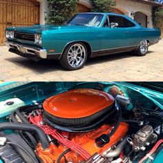 My Dream Car, Dream Cars, Plymouth Muscle Cars, Monster Car, Plymouth Gtx, Truck Paint, Classic Pickup Trucks, Old School Cars, Hot Rides