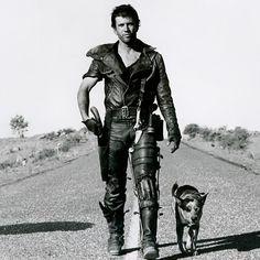 Mad Max & friend