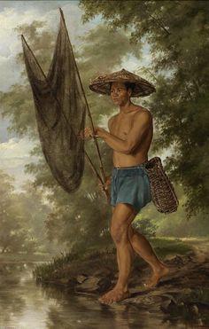 """Moriones Unmasked"" by: Carlos ""Botong"" Francisco Arte Filipino, Filipino Culture, Philippine Art, Philippine Mythology, Philippines Culture, L5r, Filipiniana, Greek Art, Artists Like"