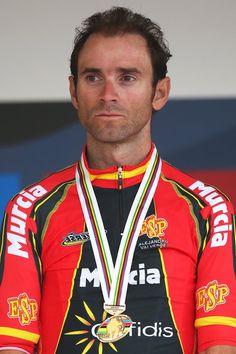 Alejandro Valverde, Médaille de bronze - Course sur route, Championnats du monde 2013, Florence, Italie