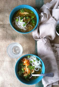 26. Spicy Asian Chicken Noodle Soup #greatist https://greatist.com/health/healthy-exciting-chicken-breast-recipes