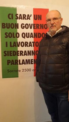 Segretario del Movimento Assemblee Popolari delle categorie produttive e sociali Andria