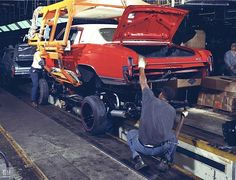 Monte Carlo on the assembly line. They definitely don't make them like they used to.