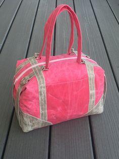 Custom Sewn Handbags Pdf Patterns Fabrics By Raspberrysunshinebag
