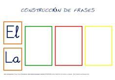 Construcció frases