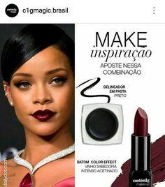 Inspiração Rihanna. Faça parte da Contém 1g. Entre em contato: a.olivlima@gmail.com